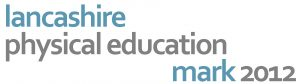 Lancashire PE Mark Logo